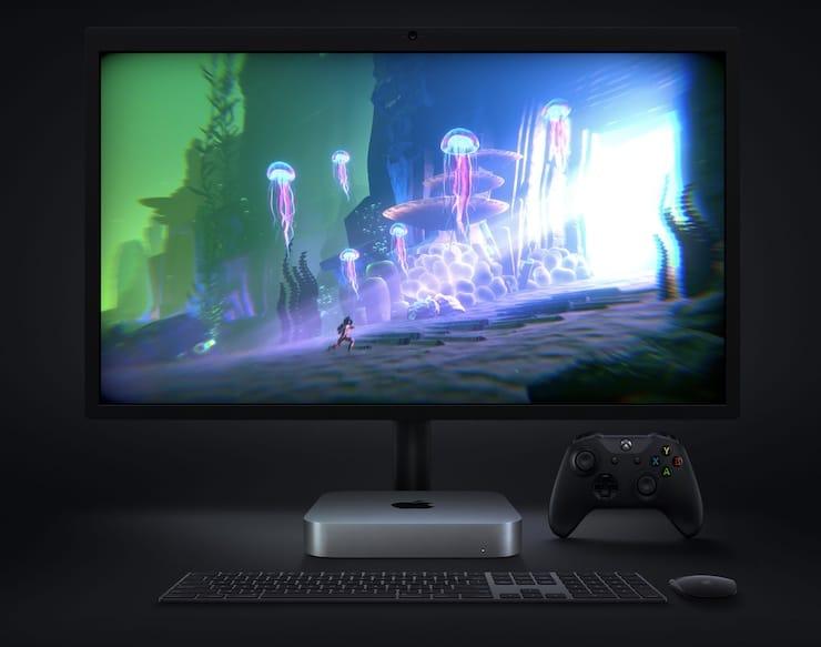 Mac Mini 2020 с процессором M1