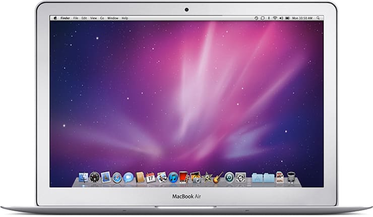 MacBook Air (13 дюймов, середина 2011 г.)
