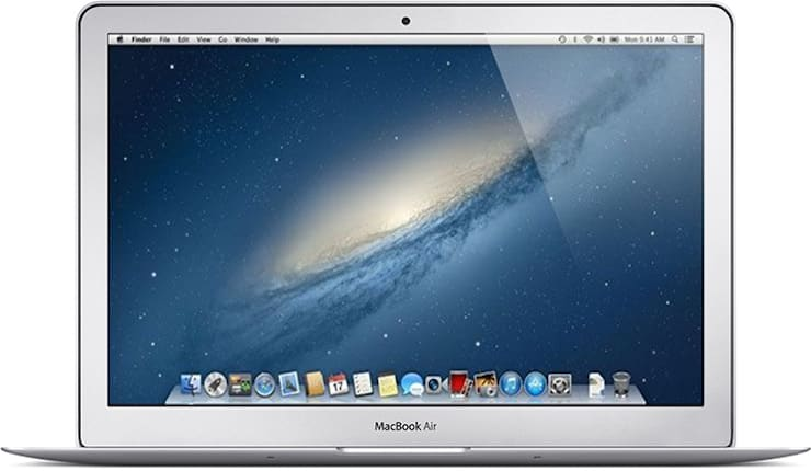 MacBook Air (13 дюймов, середина 2012 г.)