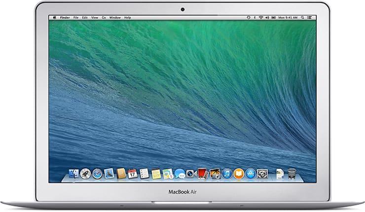 MacBook Air (13 дюймов, начало 2014 г.)