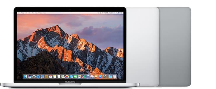 MacBook Pro (13 дюймов, 2016 г.)