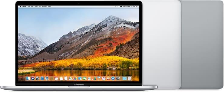 MacBook Pro (15 дюймов, 2017 г.)