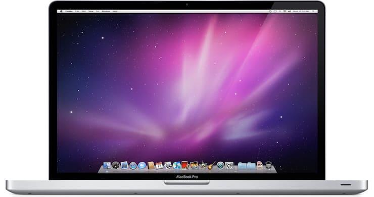 MacBook Pro (17 дюймов, начало 2011 г.)