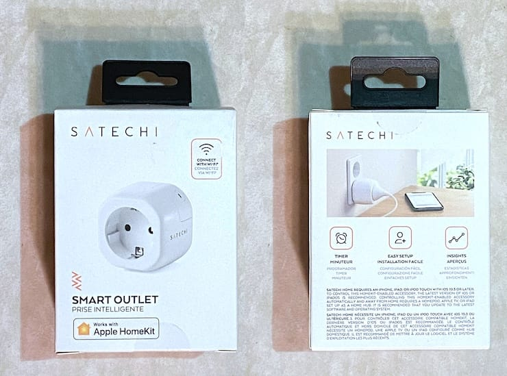 Satechi Smart Outlet delivery set