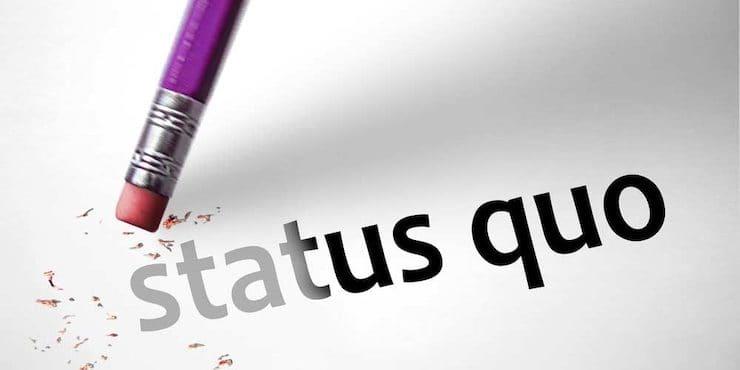 Что такое «статус-кво» и как это выражение правильно употреблять?