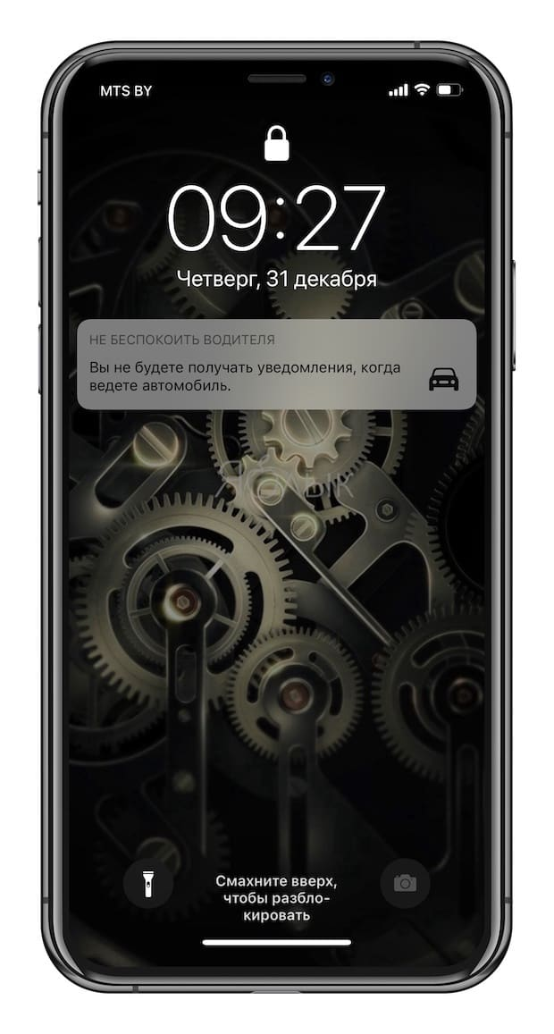 Do Not Disturb for iPhone Drivers, How to Set Up