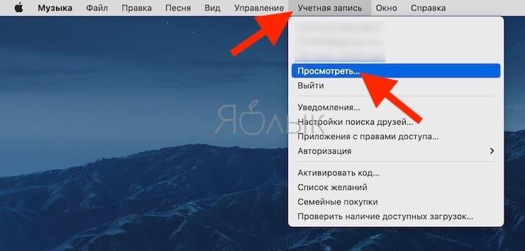 Как отвязать (деавторизировать) компьютер Mac (Windows) от Apple ID