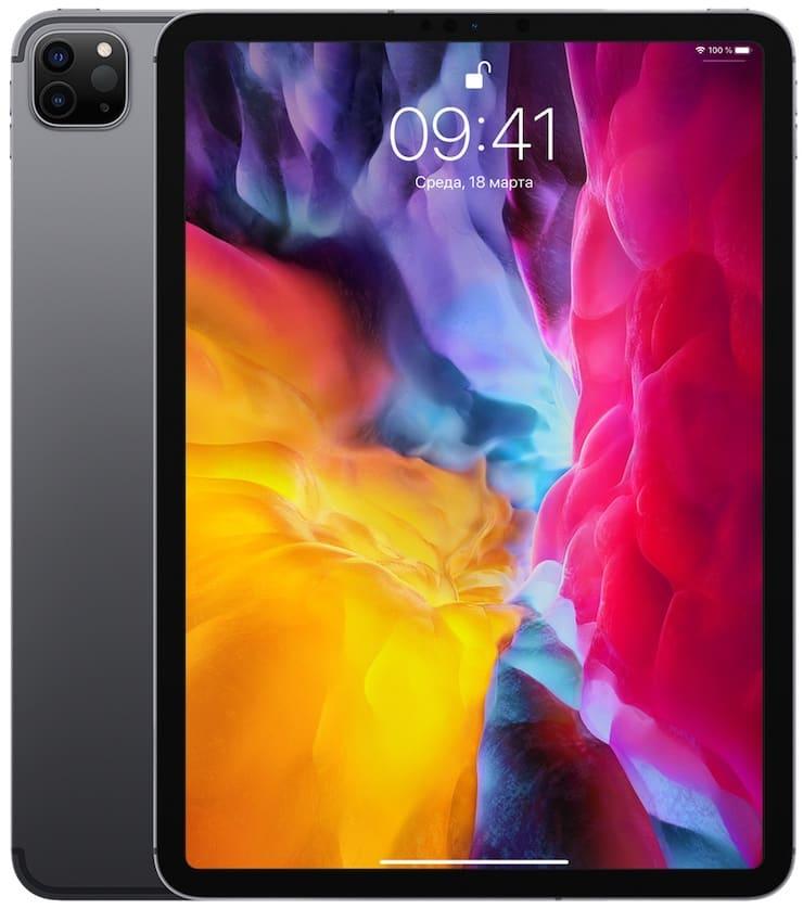 iPad Pro 11 дюймов (2020)