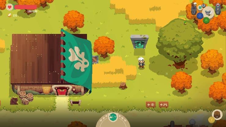 Обзор игры Moonlighter для iPhone и iPad