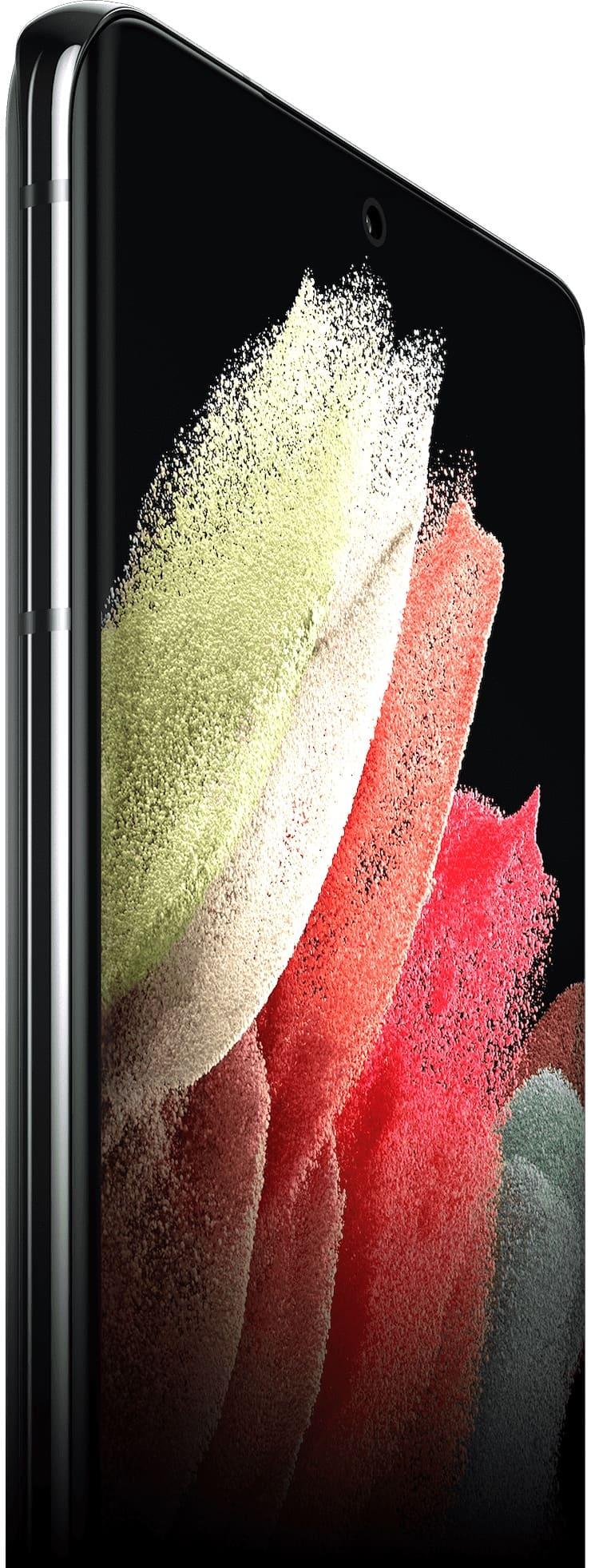 Экран Samsung Galaxy S21, S21+ и S21 Ultra