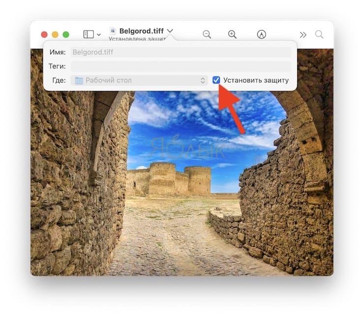 Как заблокировать файл и папку на Mac и для чего это нужно