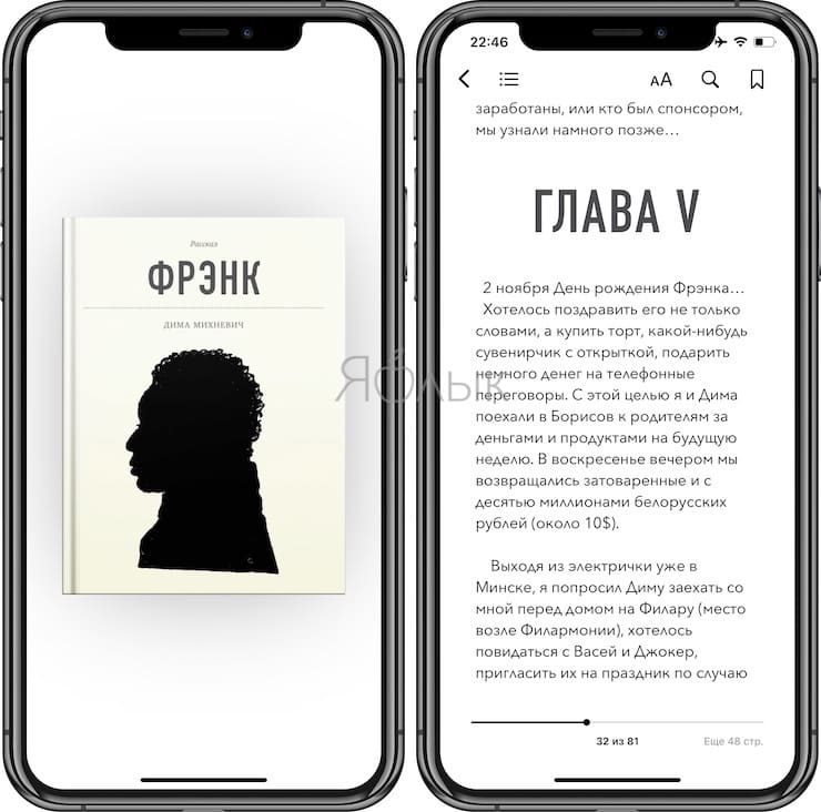 Как загрузить вашу электронную книгу на iPhone или iPad?