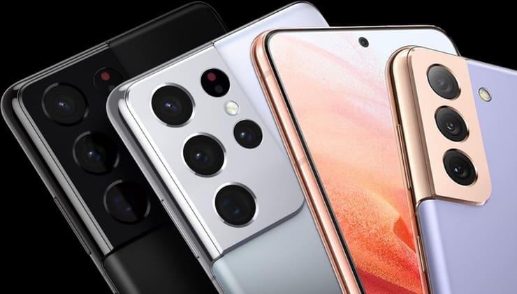 Обзор и сравнение Samsung Galaxy S21, S21+ и S21 Ultra