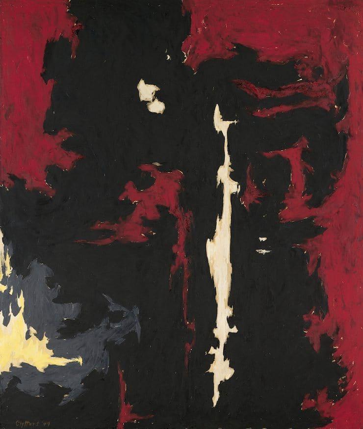 1949-A-№ 1, Клиффорд Стилл