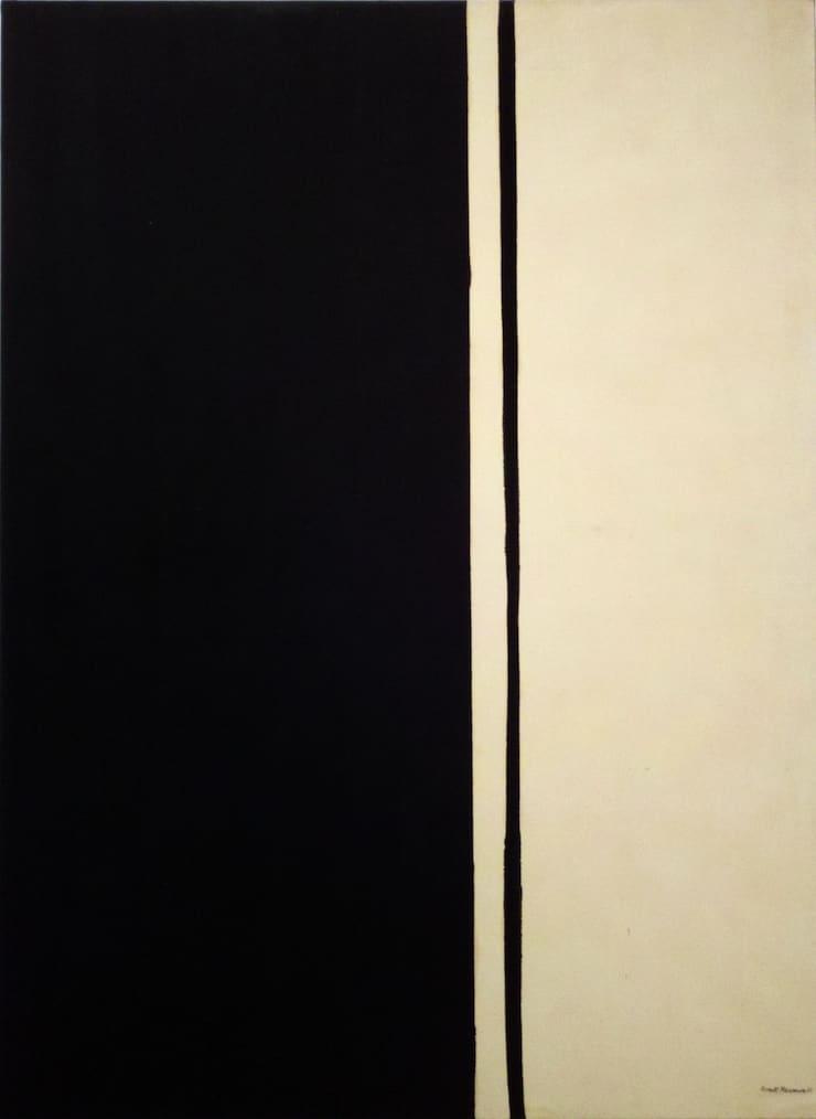 Черный огонь 1, Барнетт Ньюман
