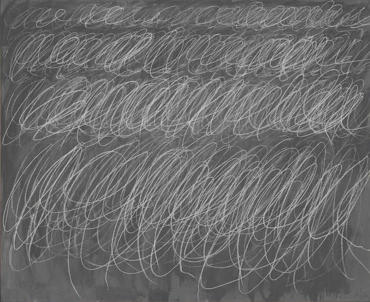 Без названия, Сай Твомби, 1970 год