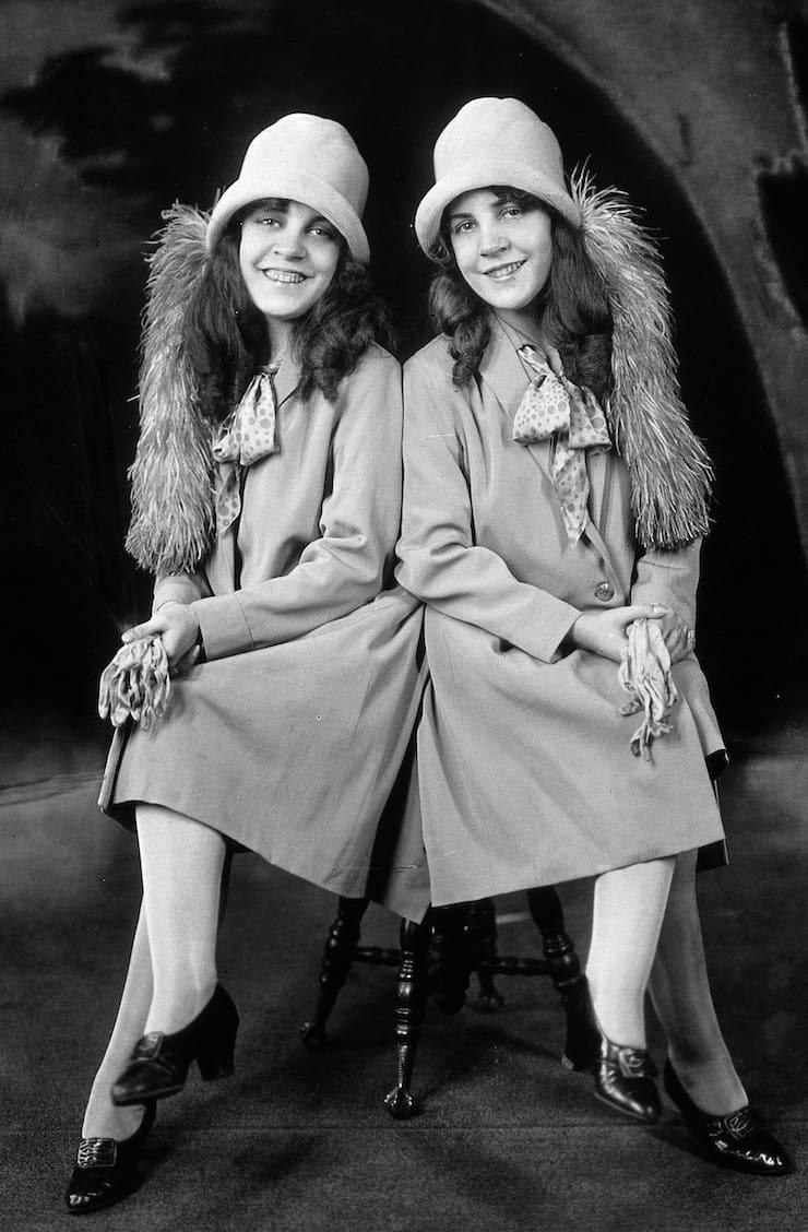 Дейзи и Виолетта Хилтон (Daisy and Violet Hilton)