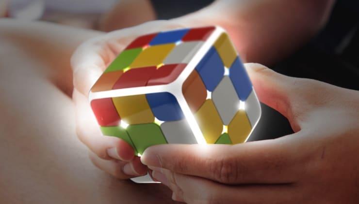 GoCube: уникальный и быстрый способ научиться собирать Кубик Рубика