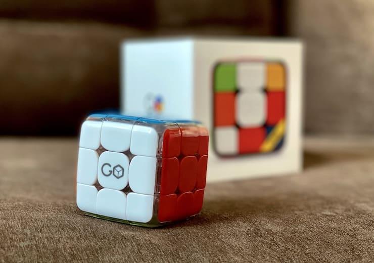 GoCube дизайн