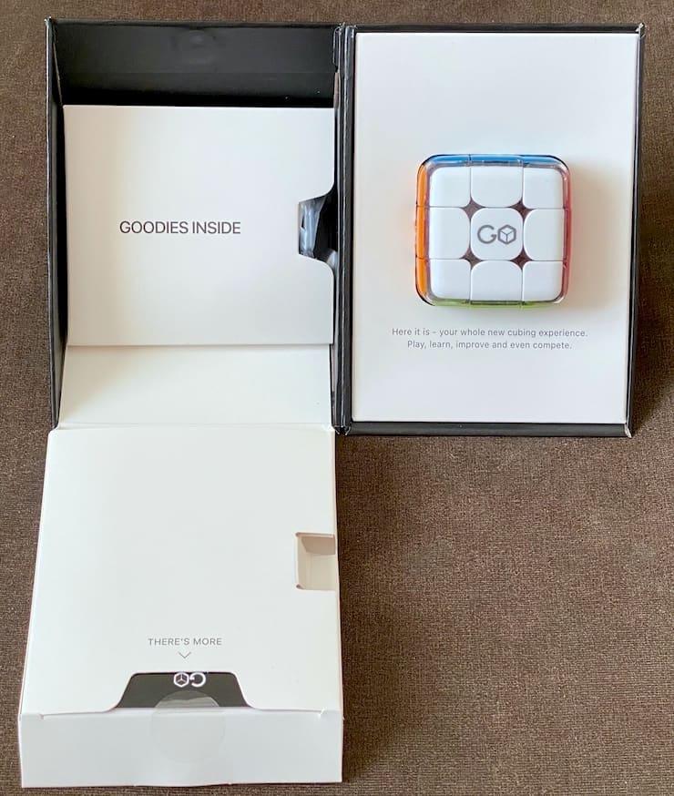Комплект кубика Рубика GoCube