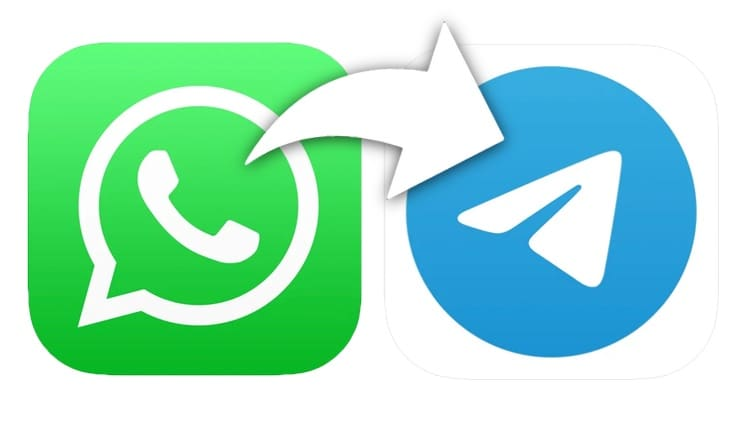 Как перенести переписку из WhatsApp в Telegram?