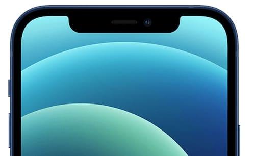 Фронтальная камера iPhone 12