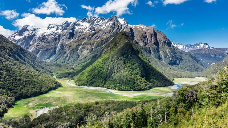 Аотеароа (Новая Зеландия)