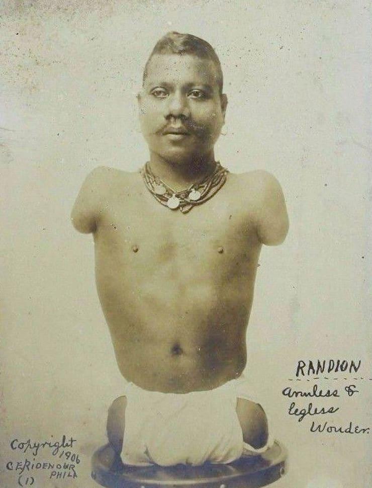 Принц Рандиан (Prince Randian)