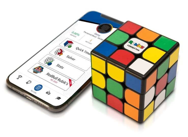 Rubik's Connected