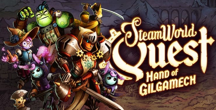 SteamWorld Hand of Gilgamech: обзор карточной RPG-игры для iPhone и iPad