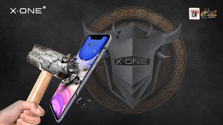 X-ONE – надежная защита для iPhone и Apple Watch от мирового бренда