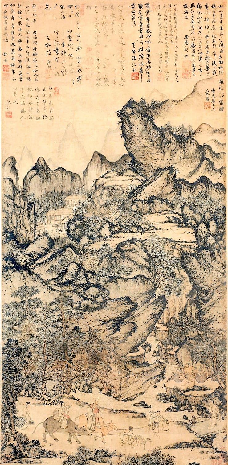 Переселение Жичуана, Ван Мэн