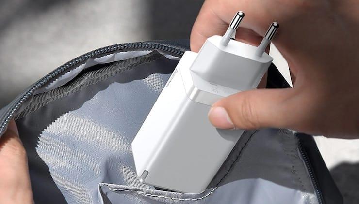 5 лучших быстрых GaN зарядок с AliExpress для iPhone, iPad и MacBook