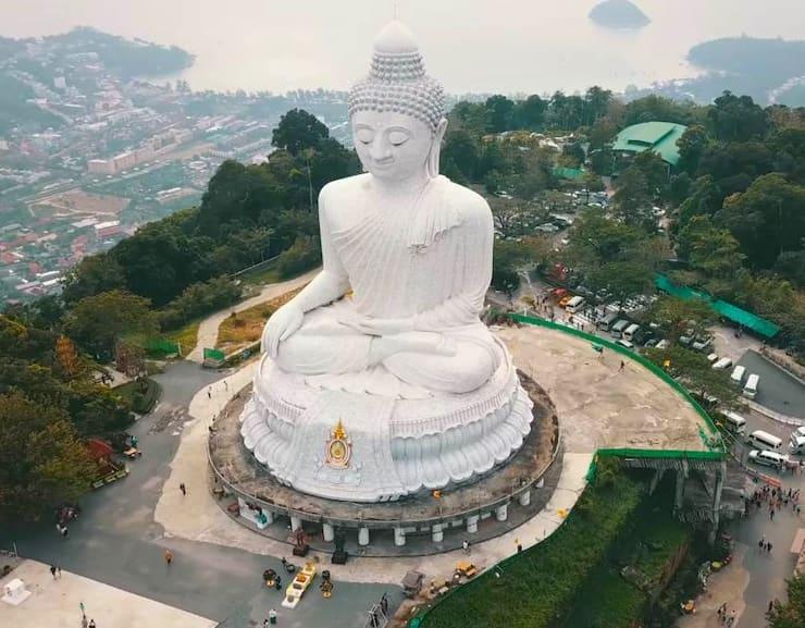 Большой Будда Пхукета, 45 метров, Таиланд