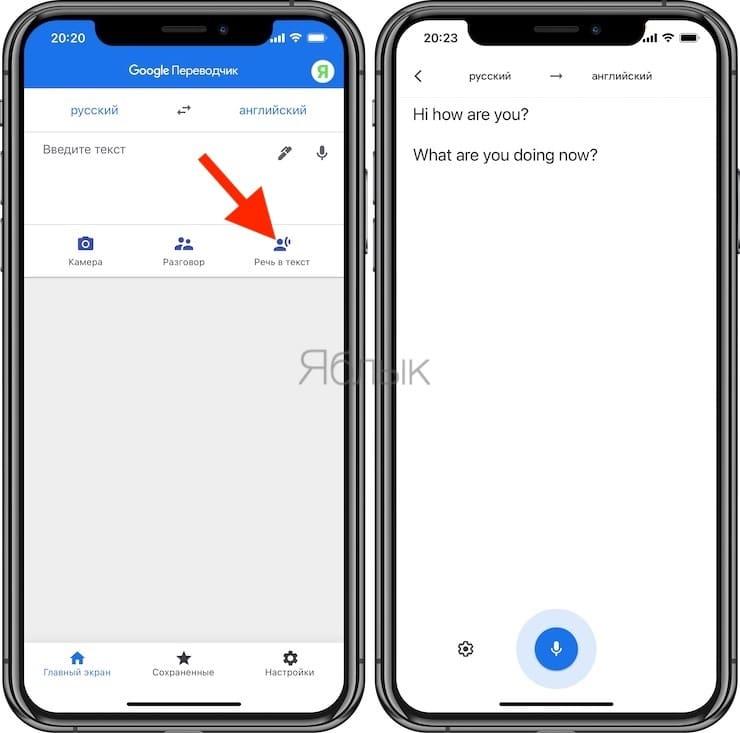Best Free Translator for iPhone