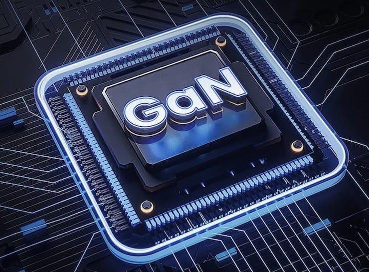 Что такое GaN зарядные устройства?