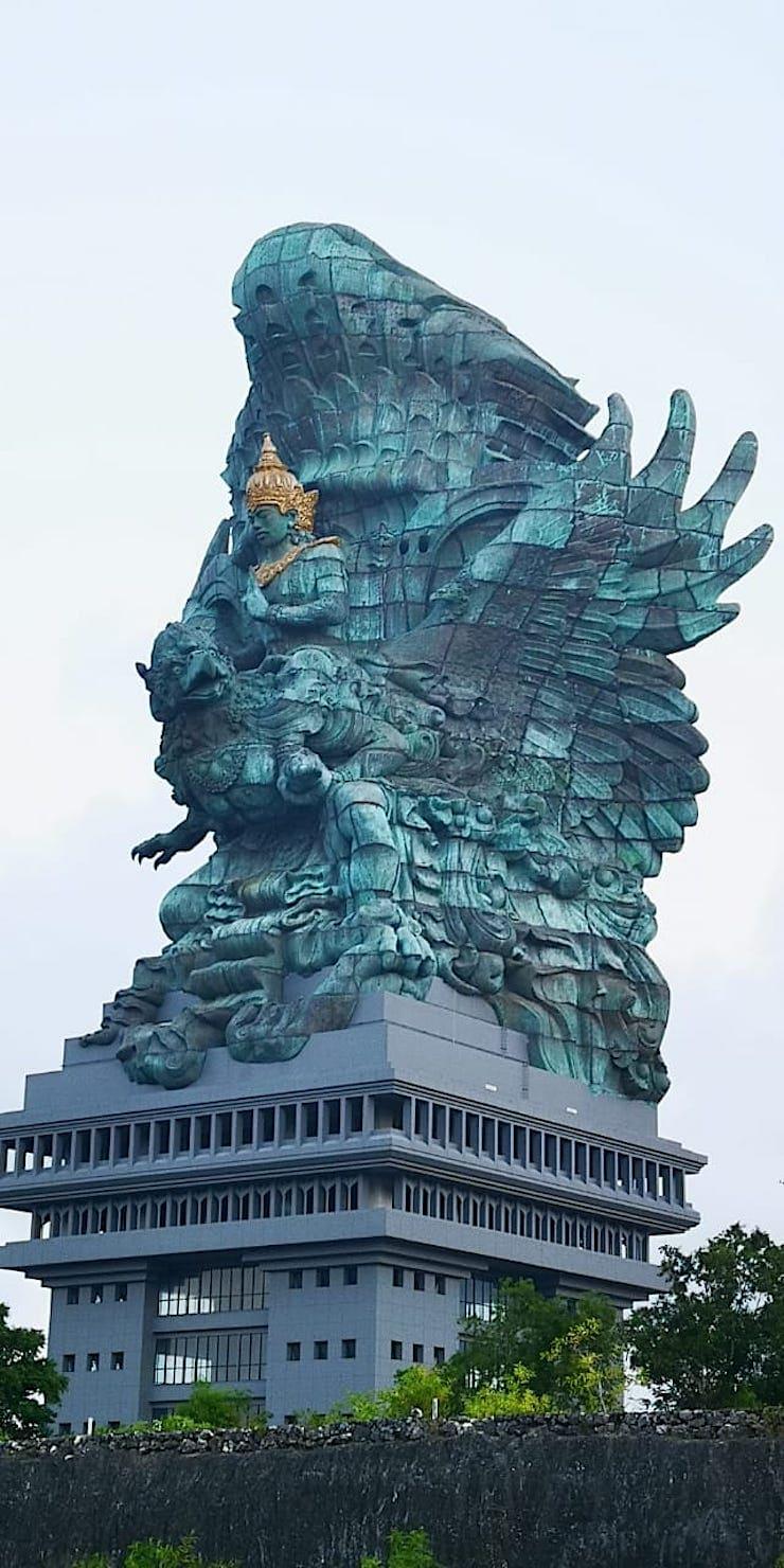 Гаруда-Вишну-Кенчана, 75 метров, Бали, Индонезия