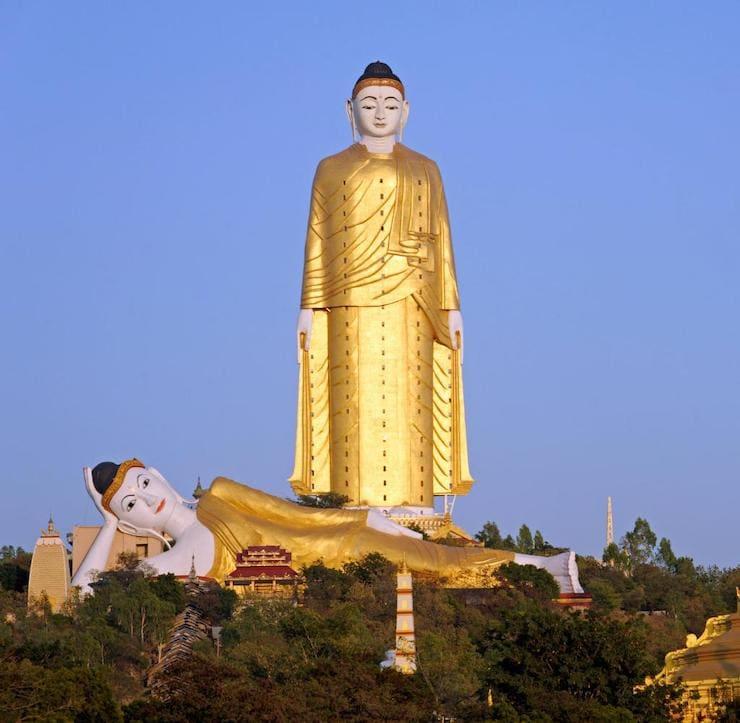 Лечжун-Сасачжа, 115,82 метров, Мьянма (Бирма)