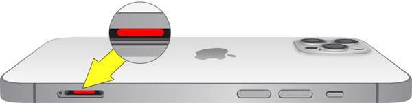 Где находится датчик влаги (воды) на iPhone 12 pro
