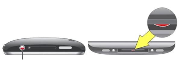 Где находится датчик влаги (воды) на iPhone 3g