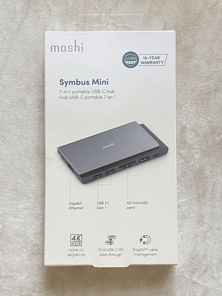 Moshi Symbus Mini коробка