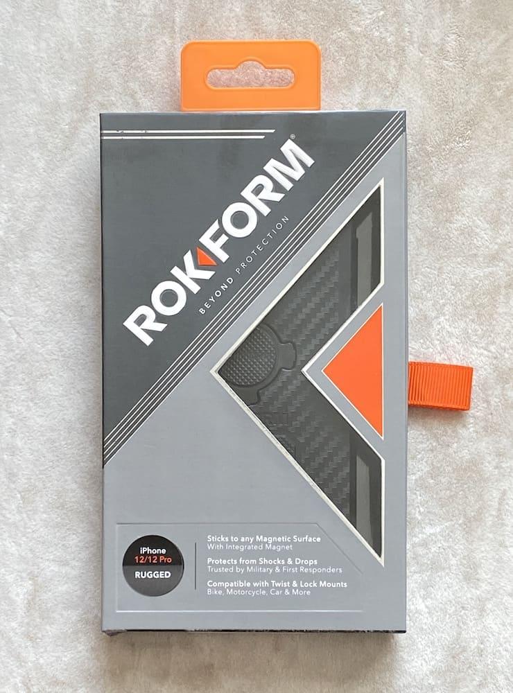 Обзор чехла ROKFORM Rugged для iPhone