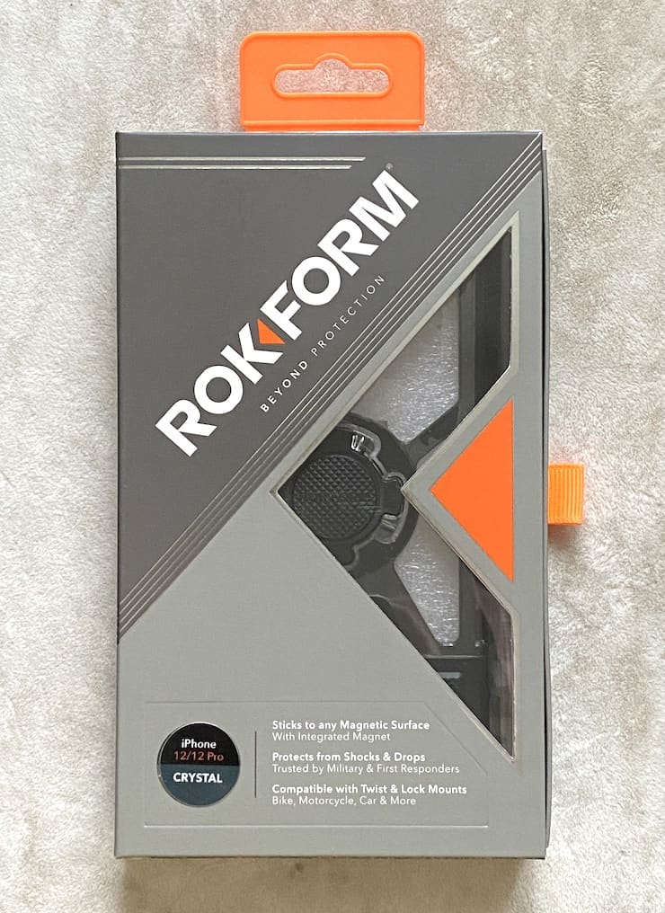 ROKFORM Crystal: чехол для iPhone