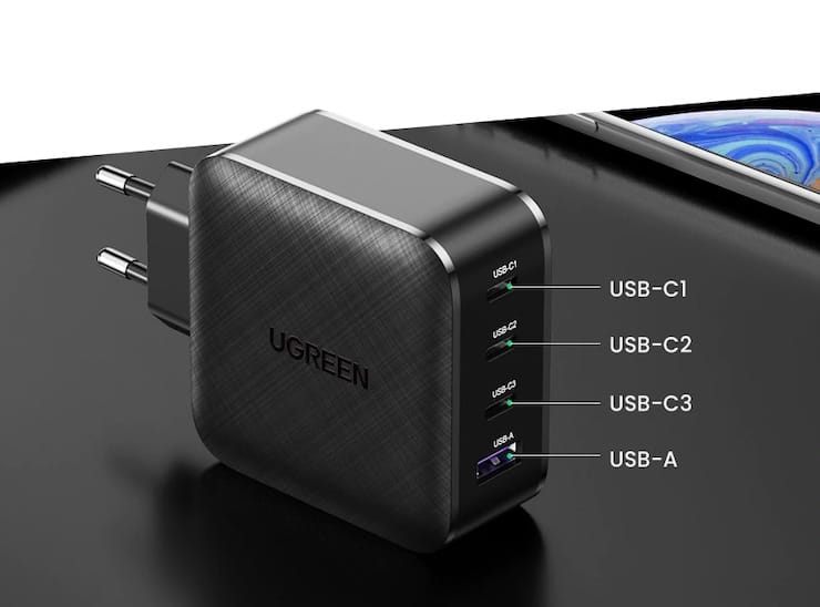 Ugreen GaN 65W PD Fast Charger