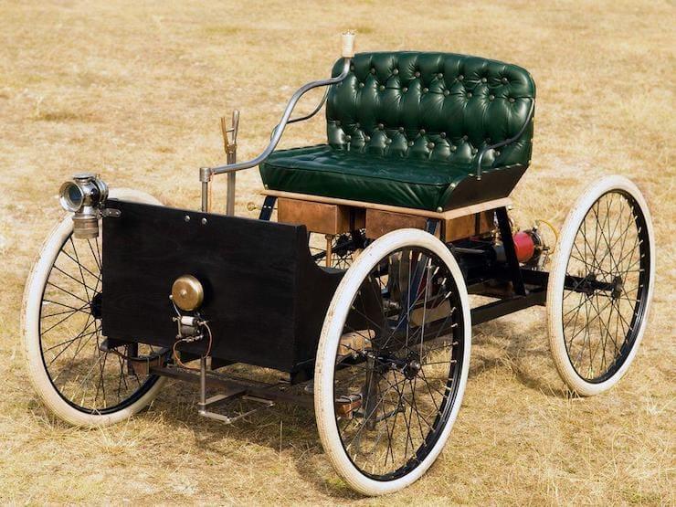 Ford Quadricycle (1896)