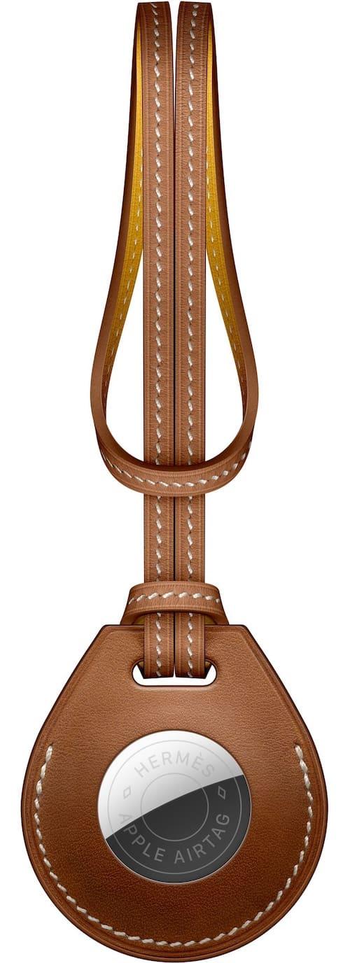 Подвеска для сумки AirTag Hermès