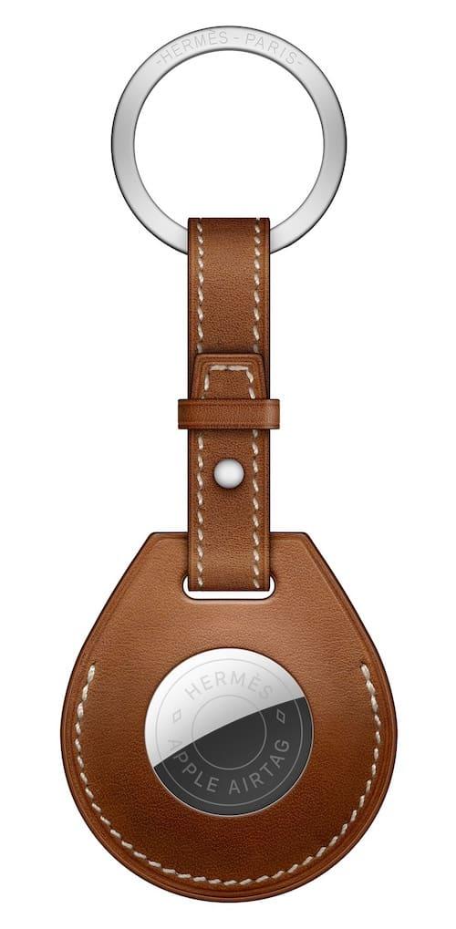 Брелок для ключей AirTag Hermès
