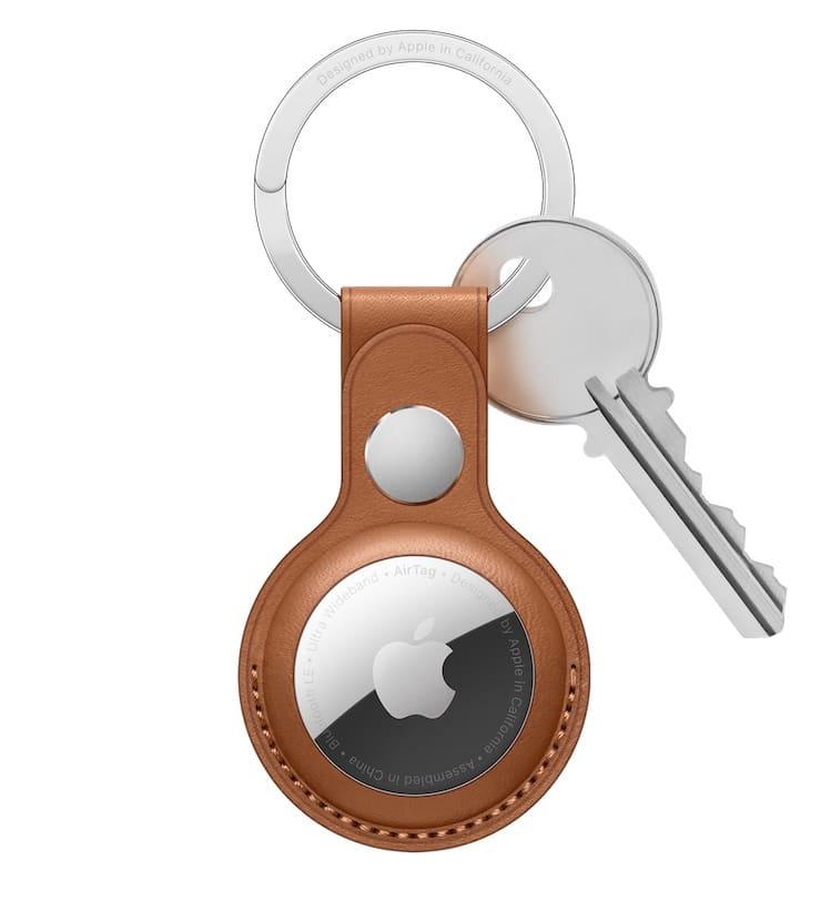 Беспроводная метка Apple AirTag: что это, как работает и цена