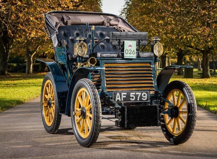 Fiat 4 HP (1899)
