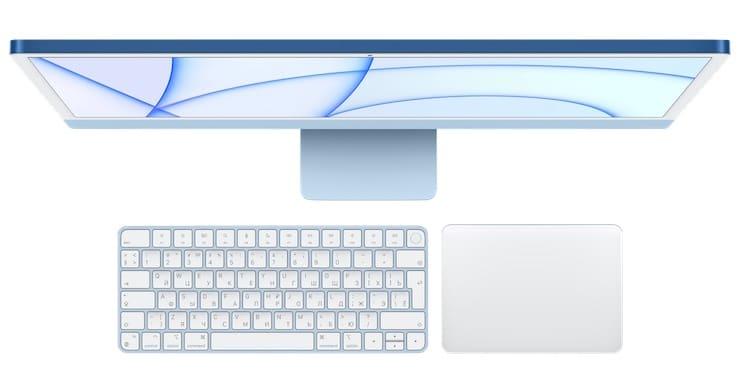 Обзор iMac 24 дюйма 2021 года